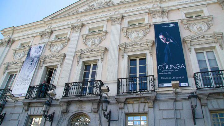 Teatro Español en la Plaza de Santa Ana