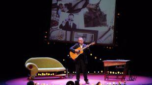 Pablo Carbonell abre este viernes la programación teatral de las ferias de Alcalá de Henares