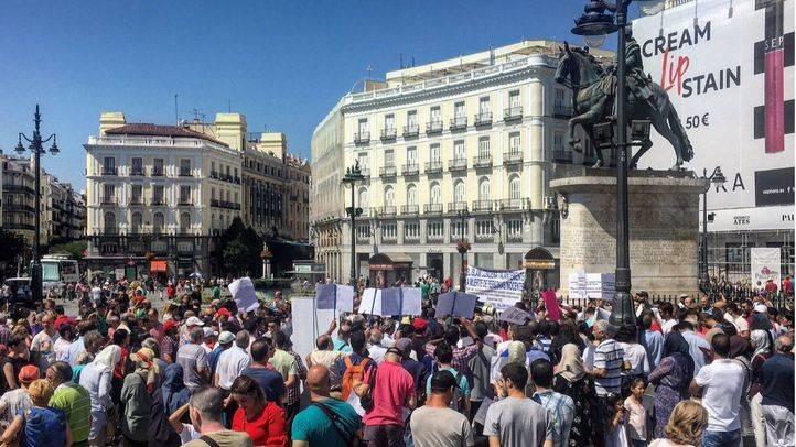 Los madrileños también se manifestarán contra el terrorismo
