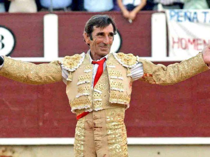 Muere el torero Dámaso González