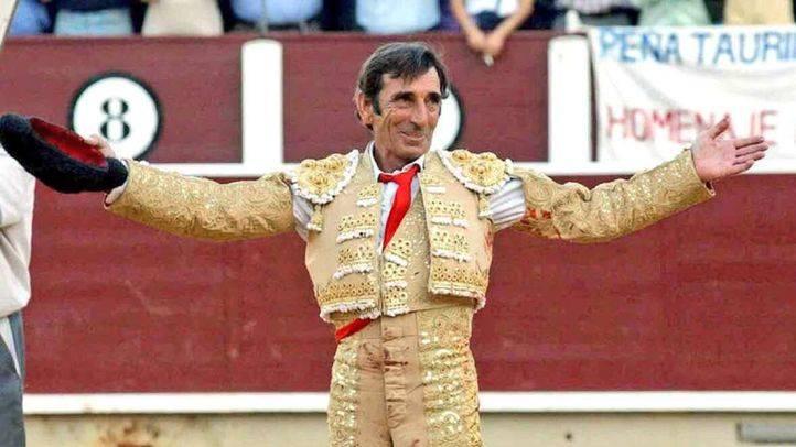 El torero Dámaso González
