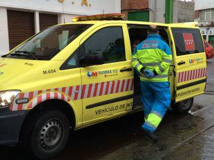Fallece un motorista tras chocar con una señal de tráfico