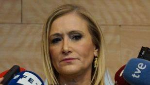 Cifuentes lamenta la pérdida de González