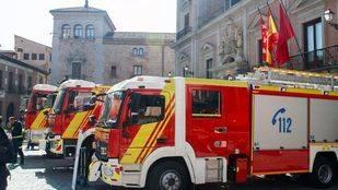 Madrid 'busca' bomberas: el Ayuntamiento, firme con