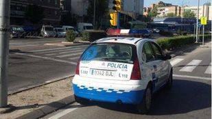 Policía de Fuenlabrada