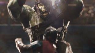 Imágenes inéditas de Thor vs. Hulk en el nuevo spot de Ragnarok