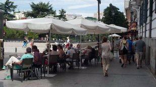 El Ayuntamiento podría cerrar los locales que incumplan la normativa municipal de terrazas