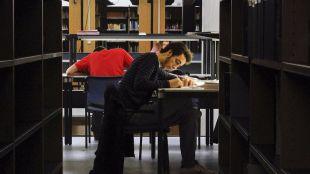Exámenes de septiembre: la Comunidad amplía el horario de 12 bibliotecas