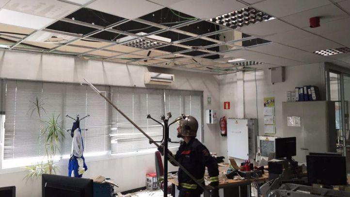 Las fuertes lluvias provocan más de 170 salidas de los bomberos