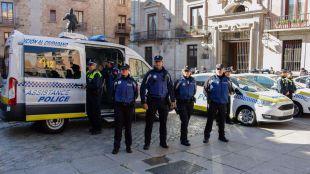 Los policías locales recibirán formación en materia antiterrorista