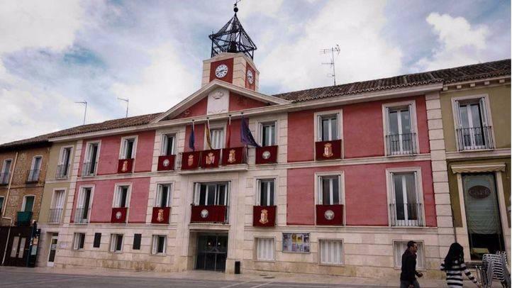 Ayuntamiento de Aranjuez.