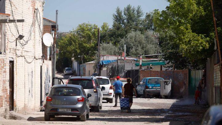 La Cañada Real, limpia y asfaltada antes de 2018