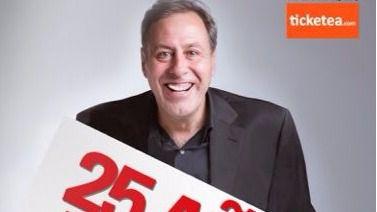 '25 años en hora y media' de Sinacio