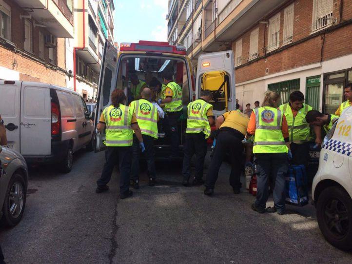 Herido grave tras ser apuñalado en Pueblo Nuevo