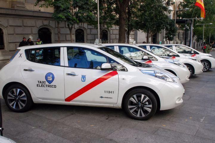 Los taxis deberán ser ecológicos a partir de 2018
