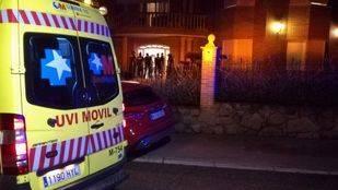 La calle Claven en Boadilla del Monte, donde ocurrió el incidente. (Archivo)