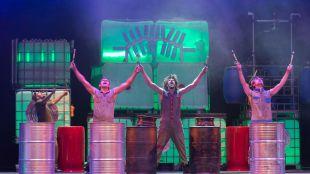 'ToomPak Show' en el Nuevo Apolo