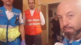 Sanitarios del Summa han asistido el final de un parto en un domicilio de Méndez Álvaro