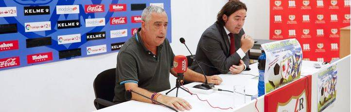 Rayo-Tenerife: partido benéfico en favor de los niños de la Cañada Real