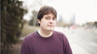 Manuel Bartual, autor de 'Las vacaciones de Manuel'