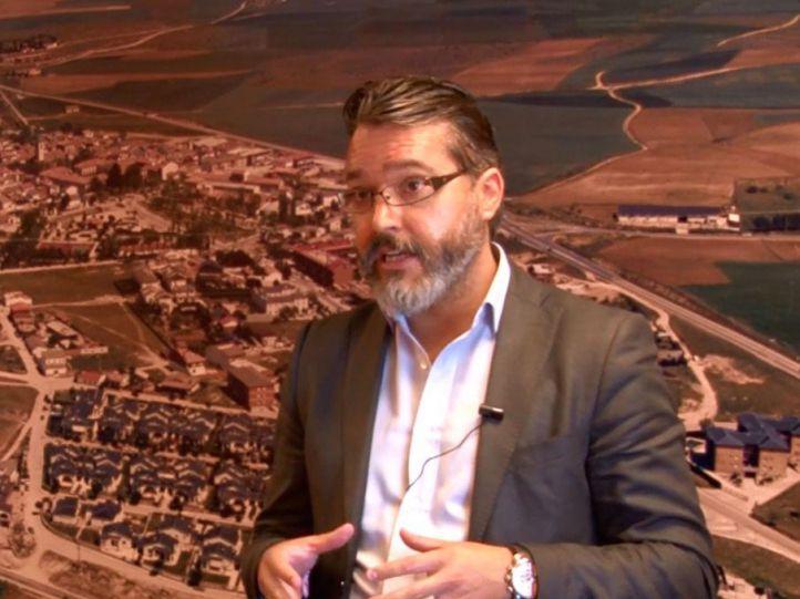 Borja Gutiérrez, reelegido como presidente del PP en Brunete