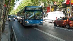 La calle Alcalá mantendrá el carril bus