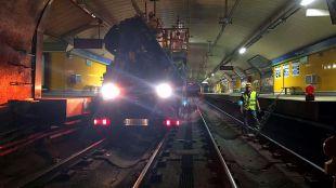 La línea 5 de Metro recupera su funcionamiento