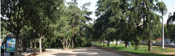 El parque del Oeste: vertedero, zona de batalla y oasis verde