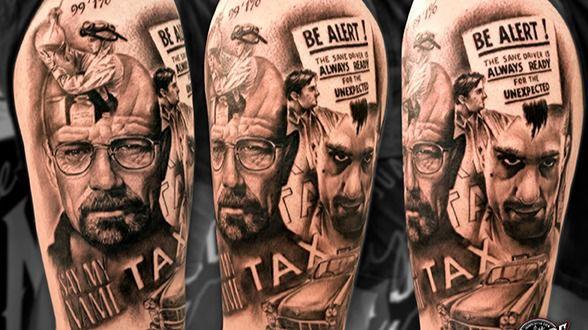 Guía práctica para hacerse un buen tatuaje en Madrid