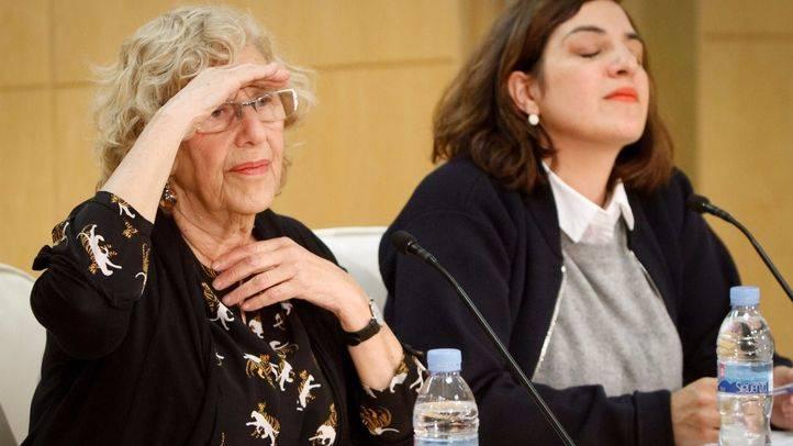 Almeida critica que Carmena retenga el cargo de Cultura