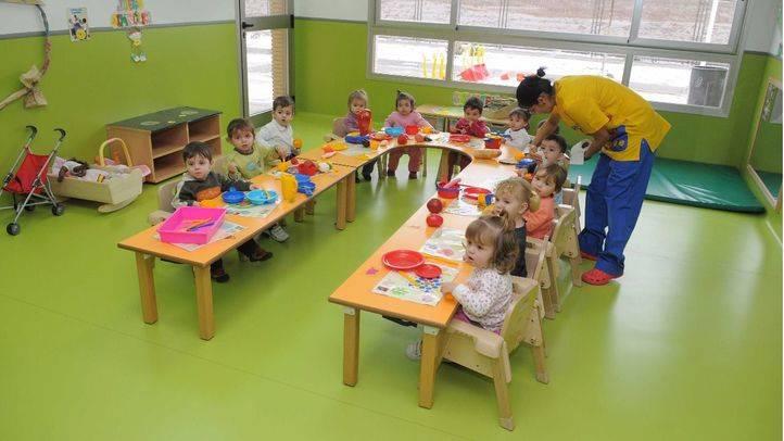 Más de 7.000 plazas ofertadas para el nuevo curso en las escuelas infantiles