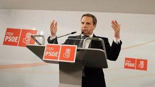 Carmona decide no presentarse a las primarias del PSOE-M