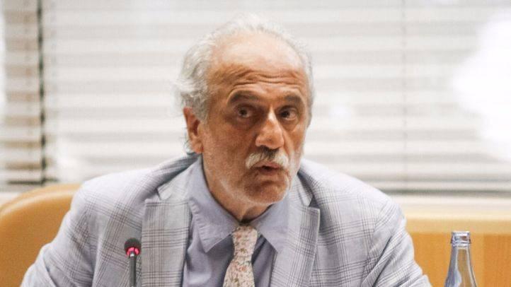 Francisco Esquivias, secretario Francisco Esquivias, exsecretario de la Fundación Arpegio .general de Nuevo Arpegio