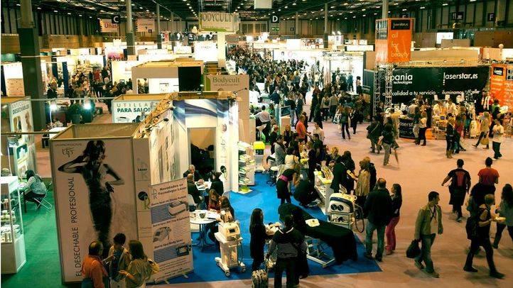 Salón Look International en Ifema.
