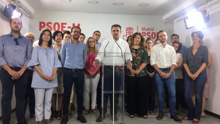 Franco saca músculo en Buen Suceso