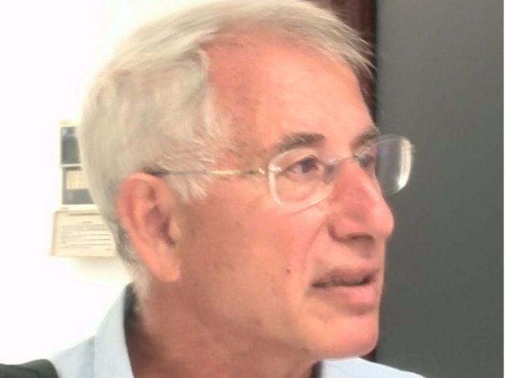 Del Olmo afila su perfil más izquierdista