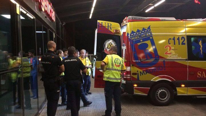 Herido grave tras ser apuñalado en el Parque de la Bombilla