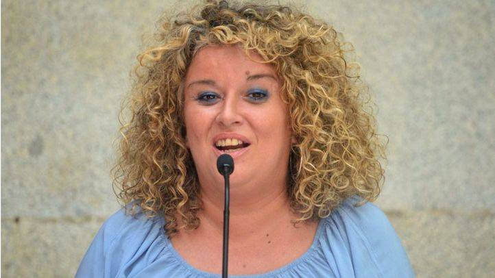 Cristina Moreno, alcaldesa de Aranjuez