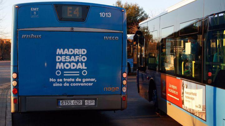 Los autobuses E3, E4 y 138 ampliarán su recorrido
