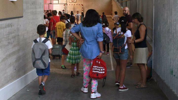 Acabar con los retrasos de obras en centros escolares, nuevo objetivo de Cs