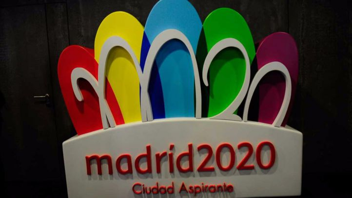 Logo de Madrid 2020. (Archivo)