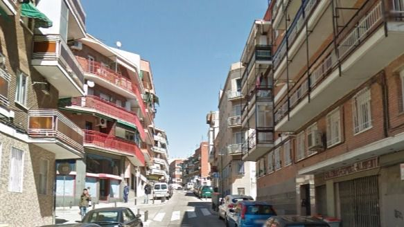 Calle Vicente Espinel, el lugar donde se produjo la agresión