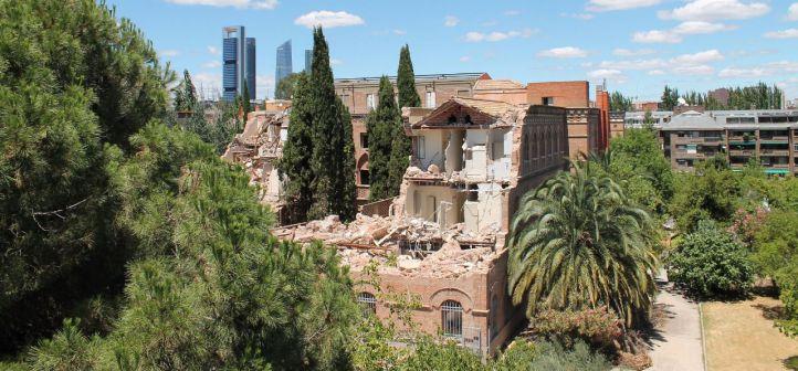 El Ayuntamiento multa con 400.000 euros a la entidad que aprobó la demolición