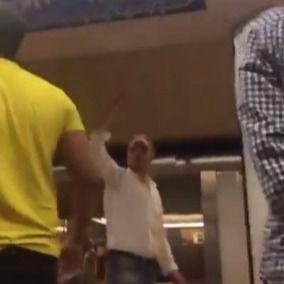 Puesto en libertad el agresor racista del Metro