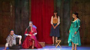 'Mujeres y criados' en la Cuesta de Moyano