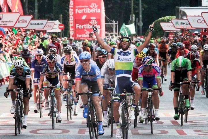 Arroyomolinos celebra el principio del fin de La Vuelta