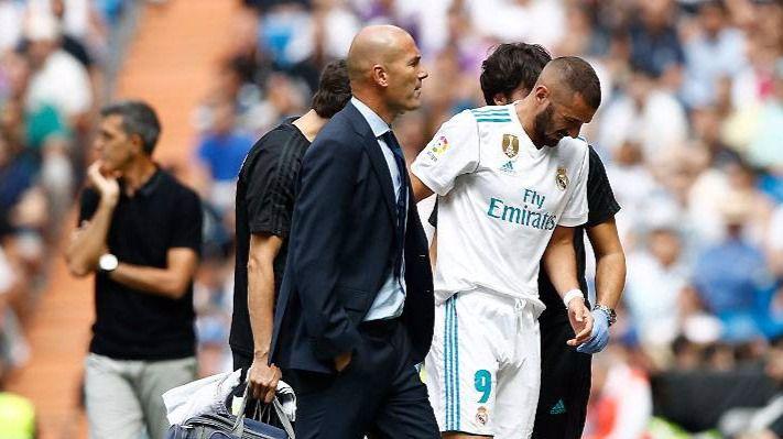 El Madrid vuelve a fallar en el Bernabéu