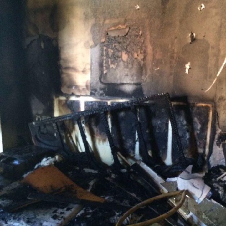 Muere una mujer de 80 años tras un incendio en su casa