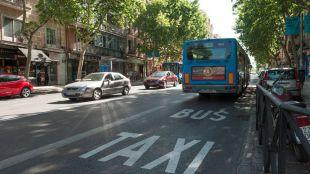 El carril bus de Alcalá, otra decisión unilateral no consultada a los vecinos
