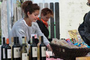 El Mercado del Campo vuelve a la Huerta de Montecarmelo